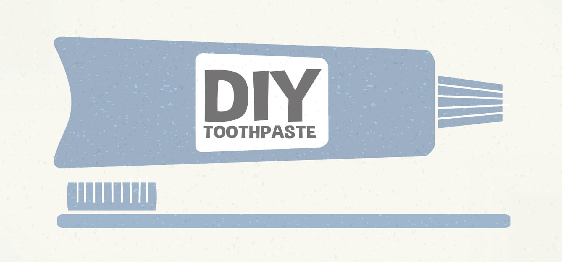 DIY Toothpaste image