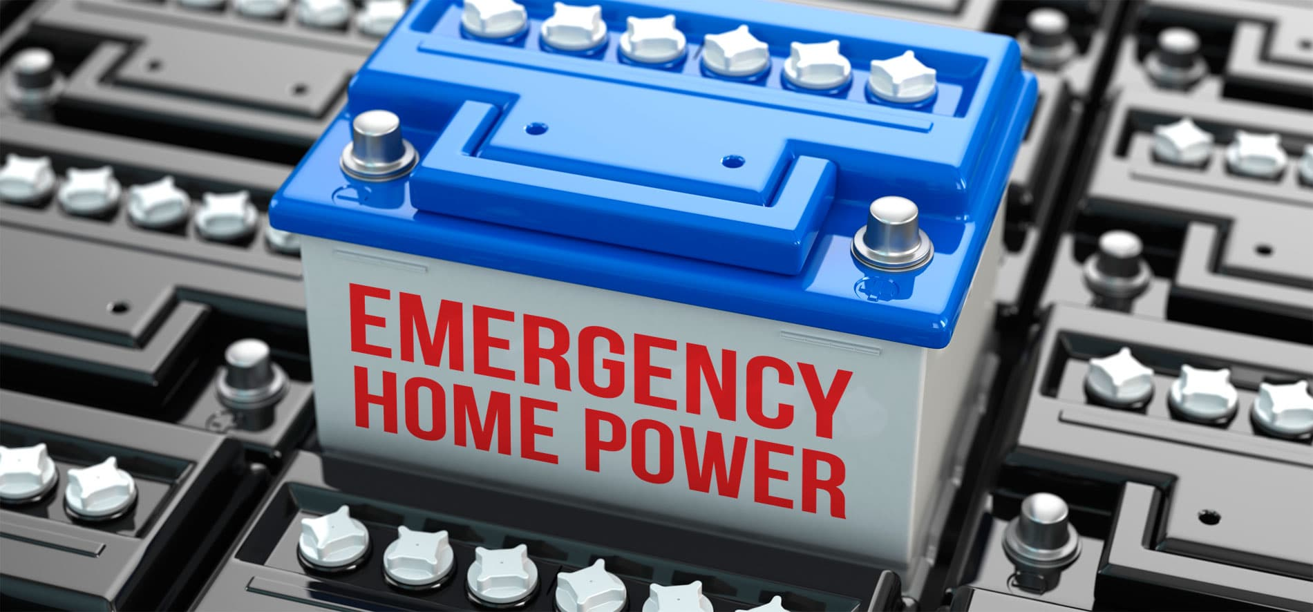 Emergency DIY Home Battery Backup