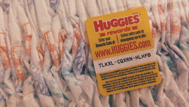 huggies reward sticker