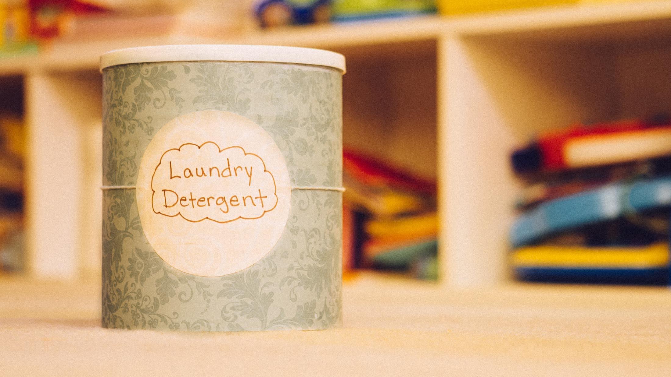 Homemade Laundry Detergent Hero Slide