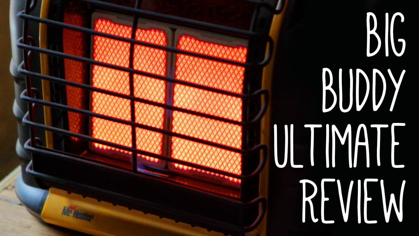 Mr Heater Big Buddy Heater Review Real World Tests